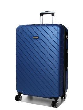 Madisson Grande valise pas cher Madisson Corfou 75 cm Navy bleu