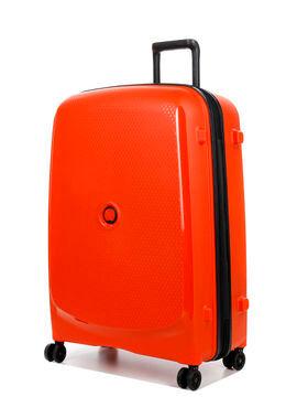 Delsey Valise rigide extensible Delsey Belmont Plus 76 cm Orange