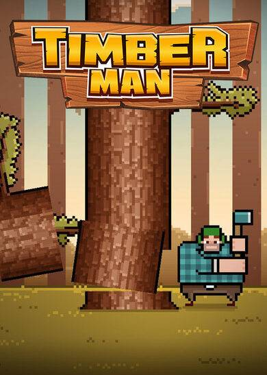 Forever Entertainment S.A. Timberman Steam Key GLOBAL