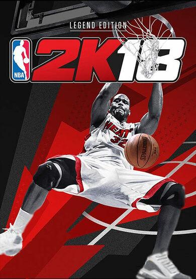 Take 2 Interactive NBA 2K18 (Legend Edition) Steam Key EUROPE