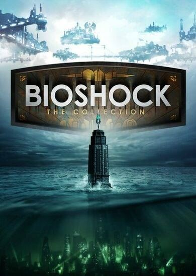2K Games Bioshock: The Collection Steam Key EMEA