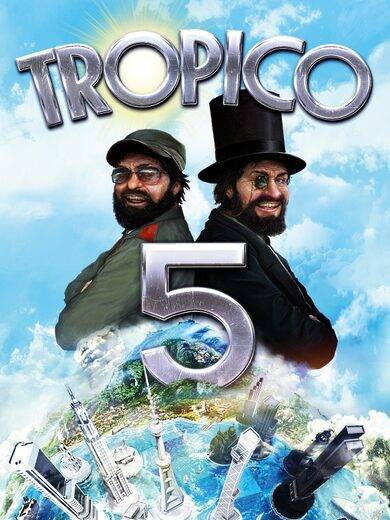 Kalypso Media Tropico 5: Complete Collection Steam Key GLOBAL