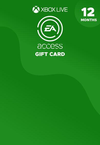 Microsoft Studios EA Access Pass Code 12 months Xbox Live Key GLOBAL