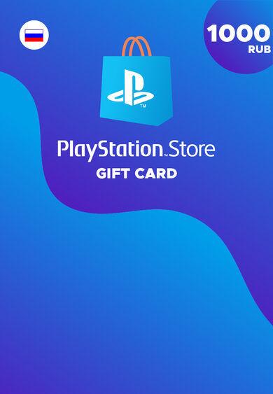 Sony Online Entertainment PlayStation Network Card 1000 RUB (RU) PSN Key RUSSIA