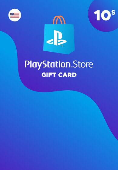 Sony Online Entertainment PlayStation Network Card 10 USD (USA) PSN Key UNITED STATES
