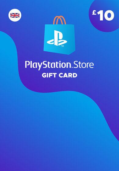 Sony Online Entertainment PlayStation Network Card 10 GBP PSN Key UNITED KINGDOM