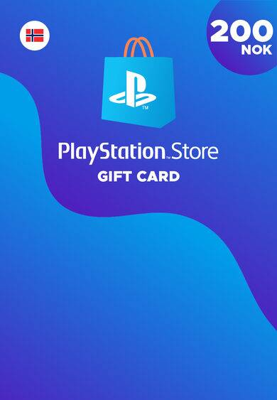 Sony Online Entertainment Playstation Network Card  200 NOK (NO) PSN Key NORWAY