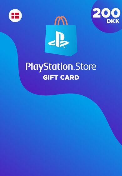Sony Online Entertainment Playstation Network Card 200 DKK (DK) PSN Key DENMARK