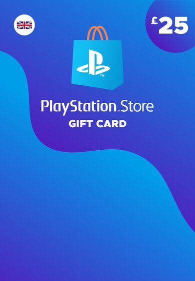 Sony Online Entertainment PlayStation Network Card 25 GBP (UK) PSN Key UNITED KINGDOM