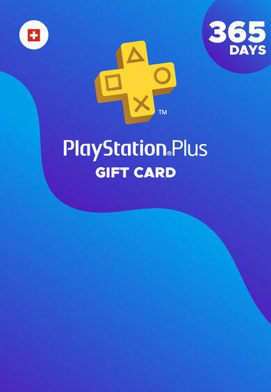 Sony Online Entertainment PlayStation Plus Card 365 Days (CH) PSN Key SWITZERLAND