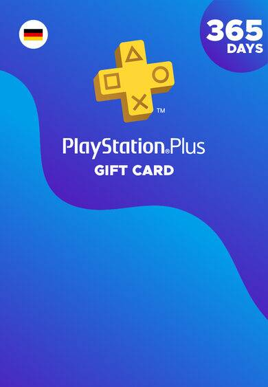 Sony Computer Entertainment PlayStation Plus Card 365 Days (DE) PSN Key GERMANY