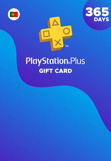 Sony Online Entertainment PlayStation Plus Card 365 Days (PT) PSN Key PORTUGAL