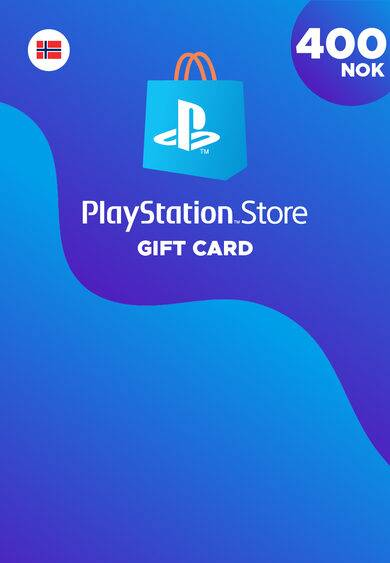 Sony Online Entertainment Playstation Network Card 400 NOK (NO) PSN Key NORWAY