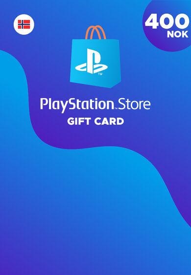 Sony Online Entertainment Playstation Network Card 400 NOK (NO) PSN Key NORWAY