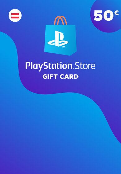 Sony Online Entertainment Playstation Network Card 50€ (AT) PSN Key AUSTRIA