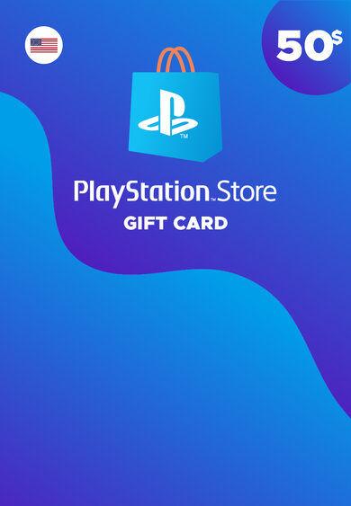 Sony Computer Entertainment Playstation Network Card 50 USD (USA) PSN Key UNITED STATES