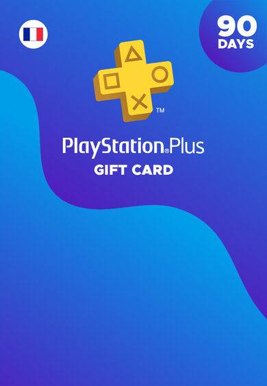 Sony Online Entertainment PlayStation Plus Card 90 Days (FR) PSN Key FRANCE
