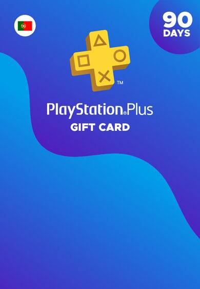 Sony Online Entertainment Playstation Plus Card 90 days (PT) PSN Key PORTUGAL