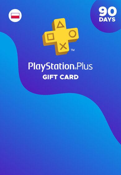 Sony Computer Entertainment PlayStation Plus Card 90 Days (PL) PSN Key POLAND