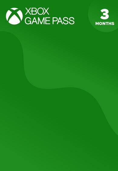 Microsoft Studios Xbox Game Pass 3 months Xbox Live Key GLOBAL
