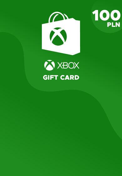 Microsoft Studios Xbox Live Gift Card 100 PLN Xbox Live Key POLAND