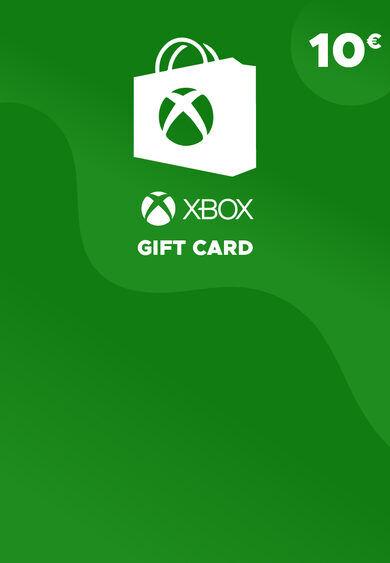 Microsoft Studios Xbox Live Gift Card 10 EUR Xbox Live Key EUROPE