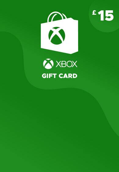Microsoft Studios Xbox Live Gift Card 15 GBP Xbox Live Key EUROPE