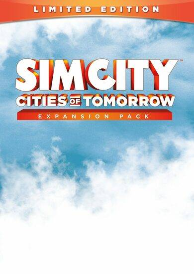 Electronic Arts Inc. SimCity: Cities of Tomorrow Limited Edition (DLC) Origin Key GLOBAL