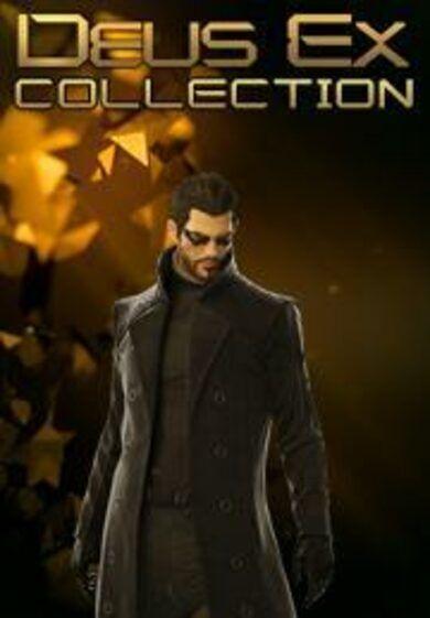 Square-Enix / Eidos Deus Ex Collection Steam Key GLOBAL