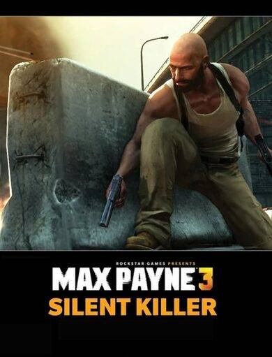 Paradox Interactive Max Payne 3 - Silent Killer Loadout Pack (DLC) Steam Key EUROPE