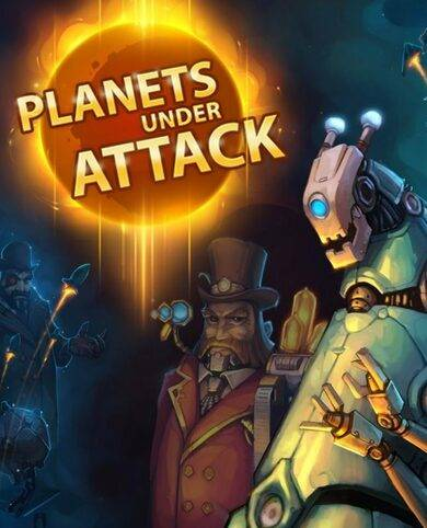 TopWare Interactive Planets Under Attack Steam Key GLOBAL