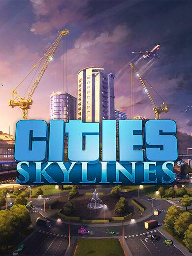 Paradox Interactive Cities: Skylines Steam Key GLOBAL