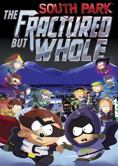 Ubisoft South Park: The Fractured But Whole (Deluxe Edition) Uplay Key EUROPE