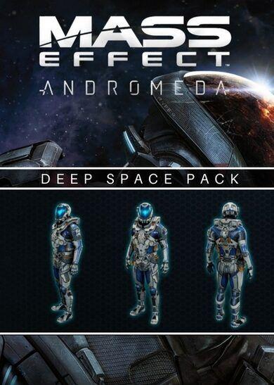 Electronic Arts Inc. Mass Effect: Andromeda - Deep Space Pack (DLC) Origin Key GLOBAL