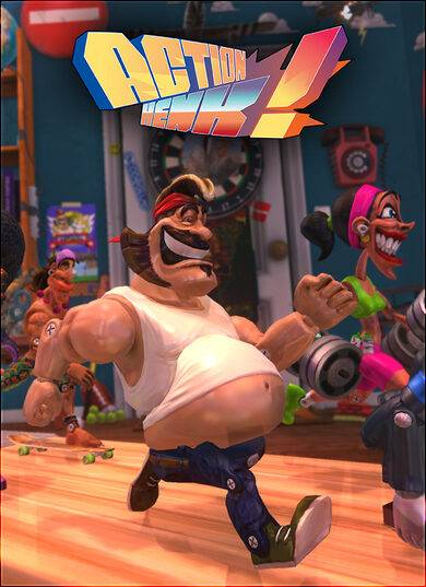 Rage Software Action Henk Steam Key GLOBAL