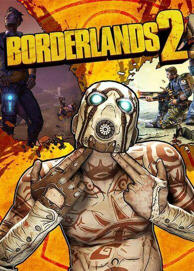 2K Borderlands 2 - Ultimate Vault Hunters Upgrade Pack (DLC) Steam Key EUROPE