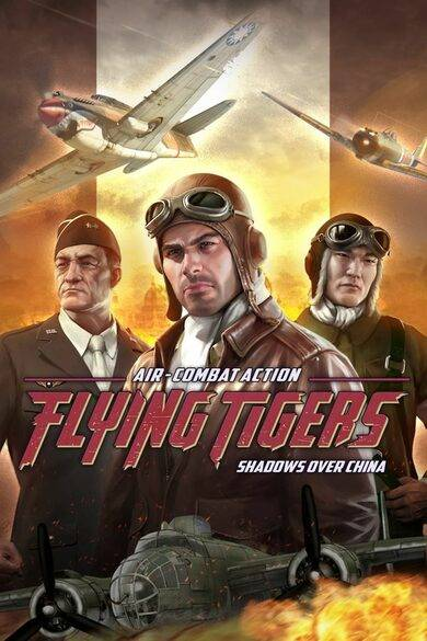Acer Flying Tigers: Shadows Over China Steam Key GLOBAL