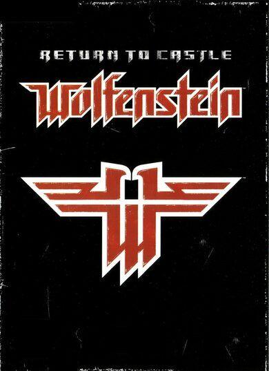 Activision Blizzard Return to Castle Wolfenstein Steam Key GLOBAL