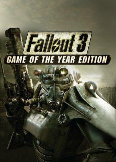 Bethesda Softworks Fallout 3 (GOTY) Steam Key GLOBAL
