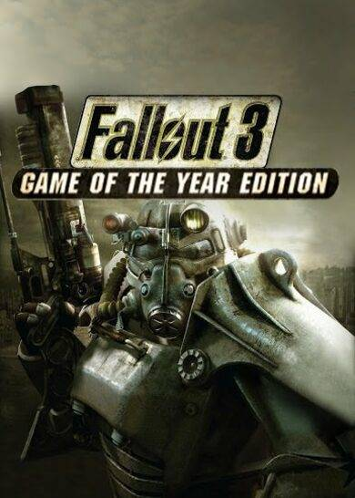 Bethesda Softworks Fallout 3 (GOTY) Steam Key GLOBAL