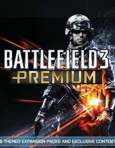 Electronic Arts Inc. Battlefield 3 - Premium Pack (DLC) Origin Key GLOBAL