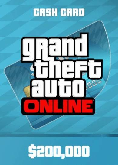 Take 2 Interactive Grand Theft Auto Online - Tiger Shark Cash Card (DLC) Rockstar Social Club Key EUROPE