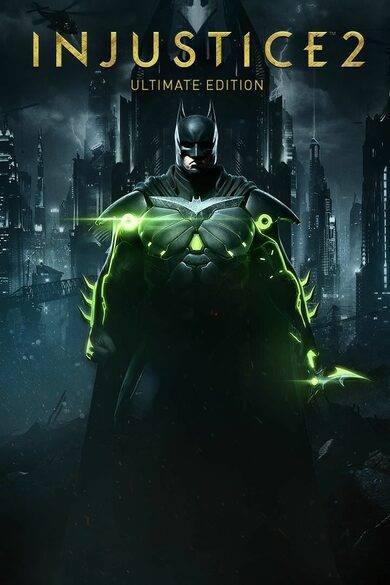 Warner Bros Interactive Entertainment Injustice 2 (Ultimate Edition) Steam Key GLOBAL
