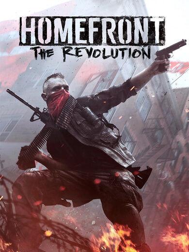 Deep Silver / Koch Media Homefront: The Revolution Steam Key GLOBAL