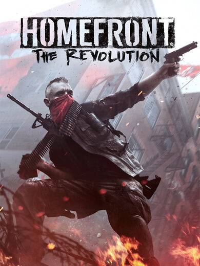 Deep Silver / Koch Media Homefront: The Revolution Steam Key GLOBAL