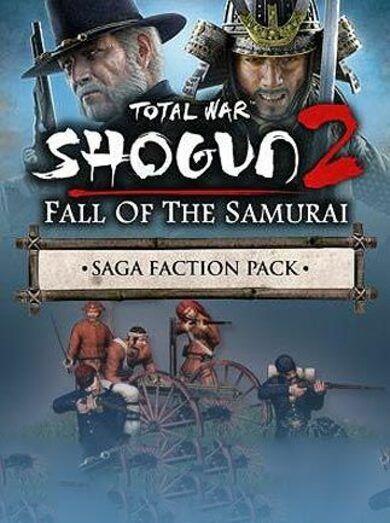 SEGA Total War: Shogun 2 - Fall of the Samurai - Saga Faction Pack (DLC) Steam Key GLOBAL