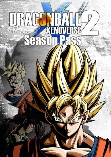 Bandai Namco Games Dragon Ball: Xenoverse 2 - Season Pass (DLC) Steam Key GLOBAL