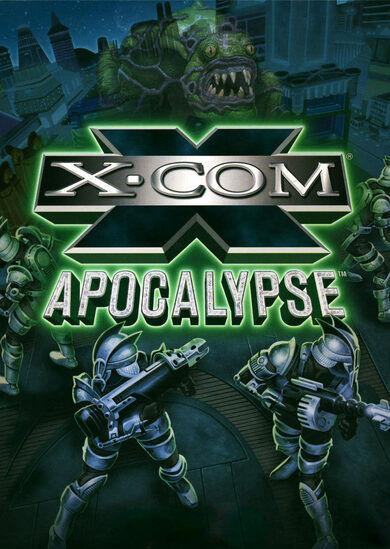 2K X-Com: Apocalypse Steam Key EUROPE