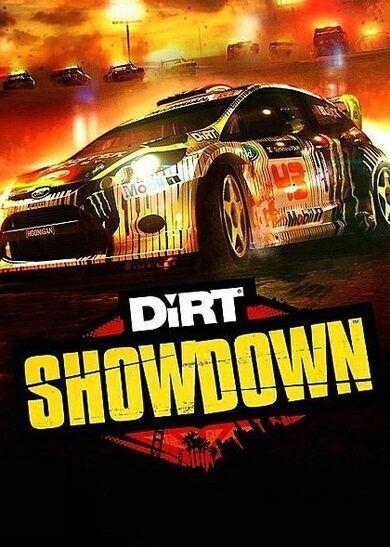 Codemasters Software DiRT Showdown Steam Key GLOBAL