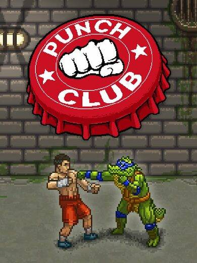 tinyBuild Games Punch Club Deluxe Steam Key GLOBAL